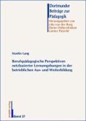 Berufspädagogische Perspektiven netzbasierter Lernumgebungen in der betrieblichen Aus- und Weiterbildung