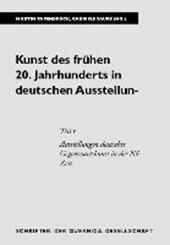 Ausstellungen deutscher Gegenwartskunst im Nationalsozialismus