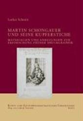 Martin Schongauer und seine Kupferstiche