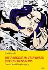Die Parodie im Frühwerk Roy Lichtensteins