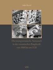 Der transpyrenäische Austausch in der romanischen Bauplastik von 1060 bis um