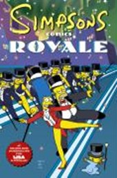 Simpsons Comics Sonderband 12. Royale