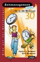 Zeitmanagement für kids - fit in 30 Minuten