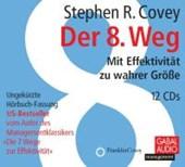 Der 8. Weg. Hörbuch 12 CDs