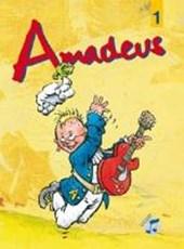 Amadeus 1 Schulbuch, Neuauflage Kl.5/6, Haupt, Real- und Gesamtschule