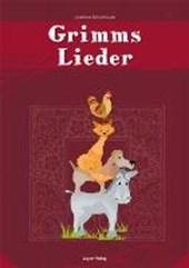 Grimms Lieder, Buch inkl. CD