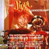 Hey Pippi Langstrumpf. CD