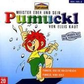 Meister Eder 20 und sein Pumuckl. Pumuckl und die Knackfrösche / Pumuckl wird reich. CD