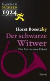 Es geschah in Sachsen 1924 Der schwarze Witwer