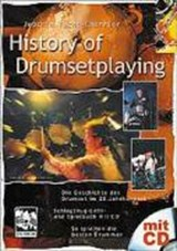 History of Drumsetplaying | Joachim Fuchs-Charrier |