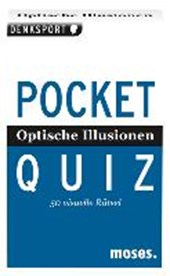 Optische Illusionen. Pocket Quiz | Tobias Bungter |