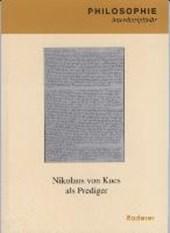 Nikolaus Kues als Prediger