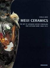 Meiji-Keramik. Englische Ausgabe