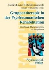 Gruppentherapie in der Psychosomatischen Rehabilitation