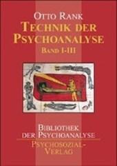 Technik der Psychoanalyse Band 1-3