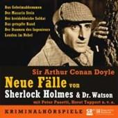 Neue Fälle von Sherlock Holmes & Dr. Watson. 5 CDS