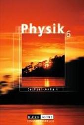 Physik 6. Schülerbuch. Sekundarstufe 1. Sachsen-Anhalt