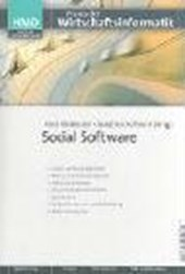 Social Software: Weblogs, Wikis & Co