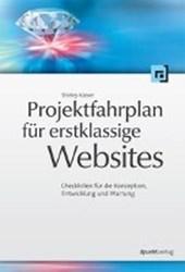 Projektfahrplan für erstklassige Websites