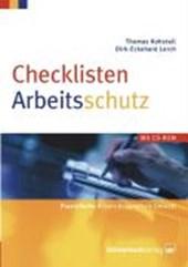 Checklisten Arbeitsschutz