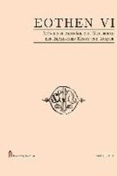 EOTHEN - Münchner Beiträge zur Geschichte der Islamischen Kunst und Kultur