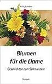 Blumen für die Dame