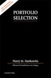 Portfolio Selection | Harry M. Markowitz |