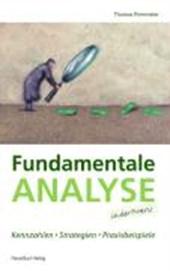 Fundamentale Analyse in der Praxis