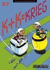 Die Abenteuer der Minimenschen 27. K + K = Krieg