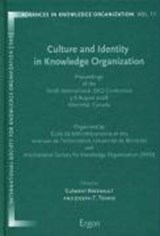 Culture and Identity in Knowledge Organization | auteur onbekend |