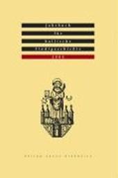 Jahrbuch für hallische Stadtgeschichte