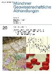 Entwicklung von 2D- und 3D-Geoinformationssystemen für geologische Anwendungen im kommunalen Bereich am Beispiel der Stadt Straubing und des Landkreises Straubing-Bogen