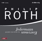 Jedermann. 4 CDs | Philipp Roth |