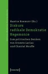 Diskurs - radikale Demokratie - Hegemonie
