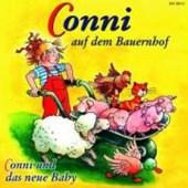 Conni 3 auf dem Bauernhof / Conni und das neue Baby. CD