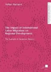 The Impact of International Labor Migration on Regional Development