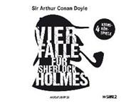 Vier Fälle für Sherlock Holmes (Der adlige Junggeselle, Die einsame Radfahrerin, Die Internatsschule, Der schwarze Peter)