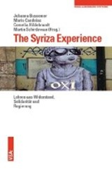 The Syriza Experience | auteur onbekend |