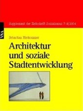 Architektur und soziale Stadtentwicklung