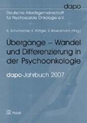 Übergänge - Wandel und Differenzierung in der Psychoonkologie