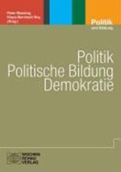 Politik - Politische Bildung - Demokratie