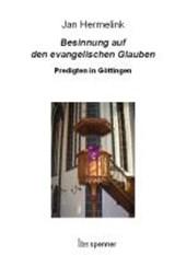 Hermelink, J: Besinnung auf den evangelischen Glauben.