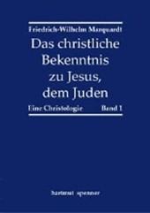 Das christliche Bekenntnis zu Jesus, dem Juden.