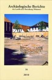 Archäologische Berichte des Landkreises Rotenburg (Wümme)