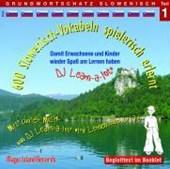 600 Slowenisch Vokabeln spielerisch erlernt. Grundwortschatz