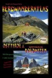 Bergwanderatlas Osttirol & Südtiroler Dolomiten