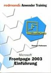 FrontPage 2003 Einführung