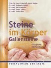 Steine im Körper - Gallensteine