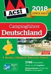 ACSI Campingführer Deutschland