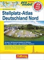 Promobil Stellplatz-Atlas Deutschland Nord
